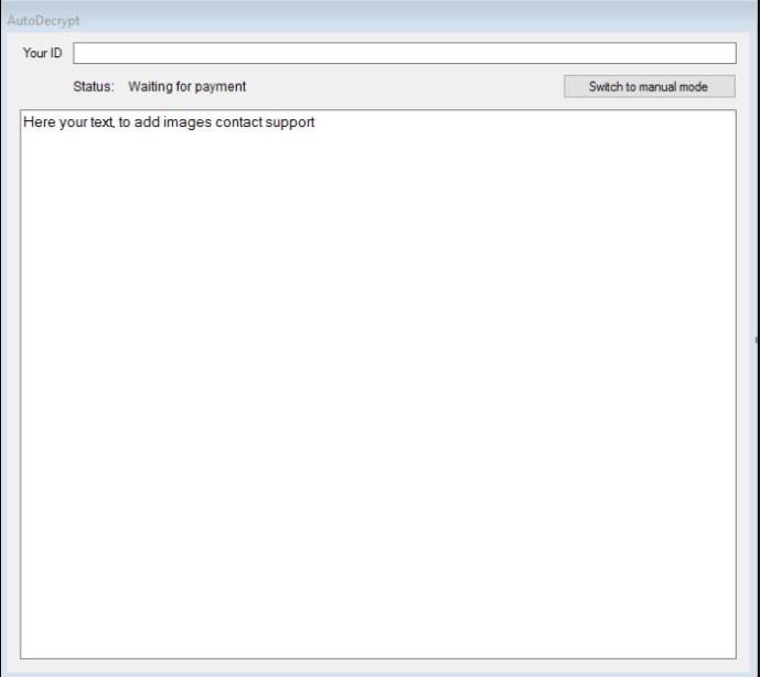 FileFrozr ransomware Decryptor image