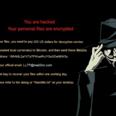 LLTP ransomware desktop image background ransom note bestsecuritysearch bss