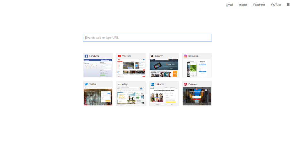 As You Can See Launchpageorg Has Links To Top Social Media Websites And Retailers Such Facebook Twitter Instagram EBay