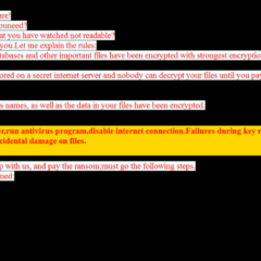 Remove The RanRan Ransomware and Protect Your PC (Complete Removal Guide)