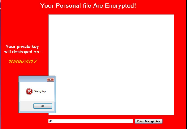 This Ransomware Information and Removal Instructions (Detailed Removal Guide)