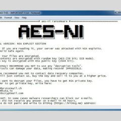 .Aes_ni_0day Ransomware Removal Instructions – Fix Your Windows