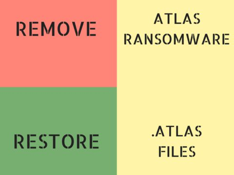 Remove ATLAS Ransomware and restore .ATLAS files