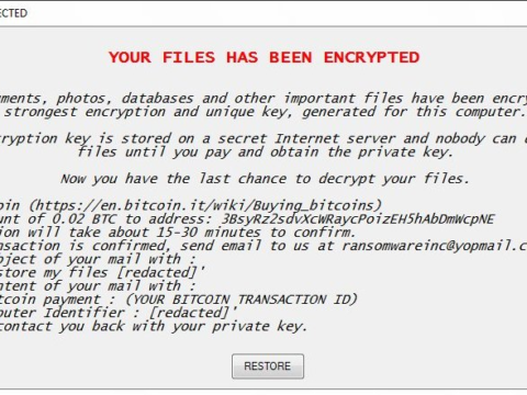 Remove The Fake WindowsUpdater Ransomware From Your PC