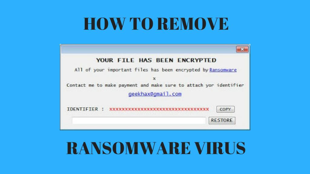 Remove FinalRansomware Virus and Restore Windows
