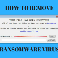 Remove FinalRansomware Virus and Restore Windows