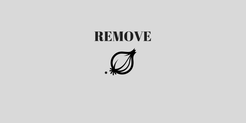 .Onion Dharma Ransomware Virus – Remove And Restore Your Windows