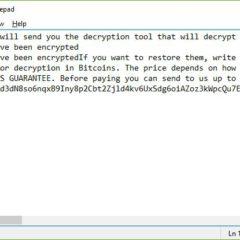 CryptoByte ransomware note image