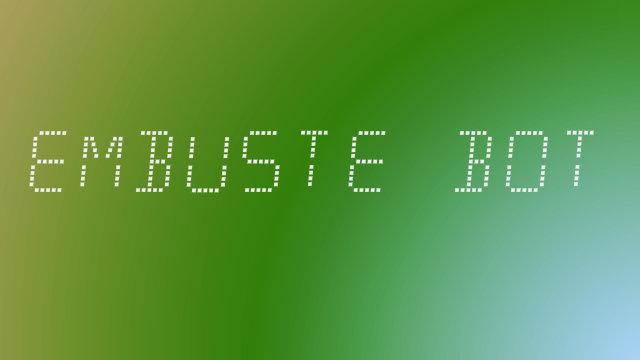 Banking Trojan Embuste Bot Spotted