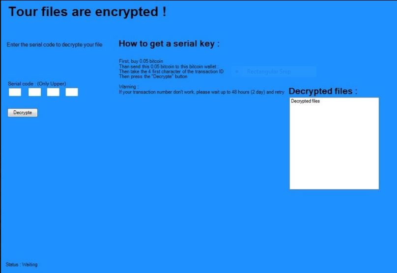 PshCrypt Ransomware Featured Image