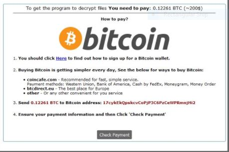 UIWIX Ransomware Virus Featured Image