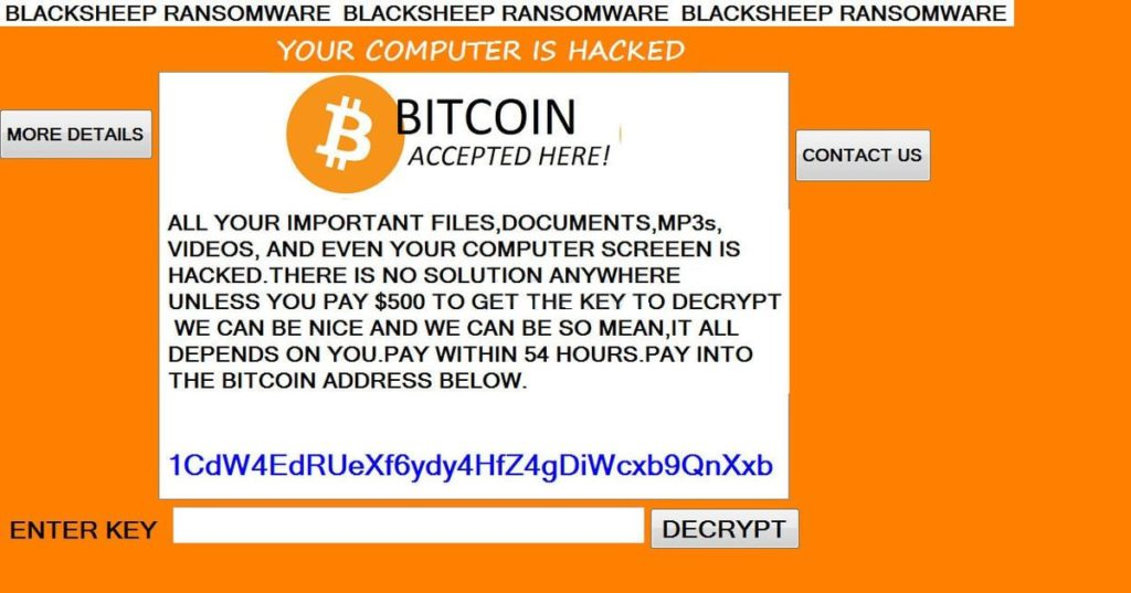 blacksheep-ransomware-virus-ransom-note-lock-screen