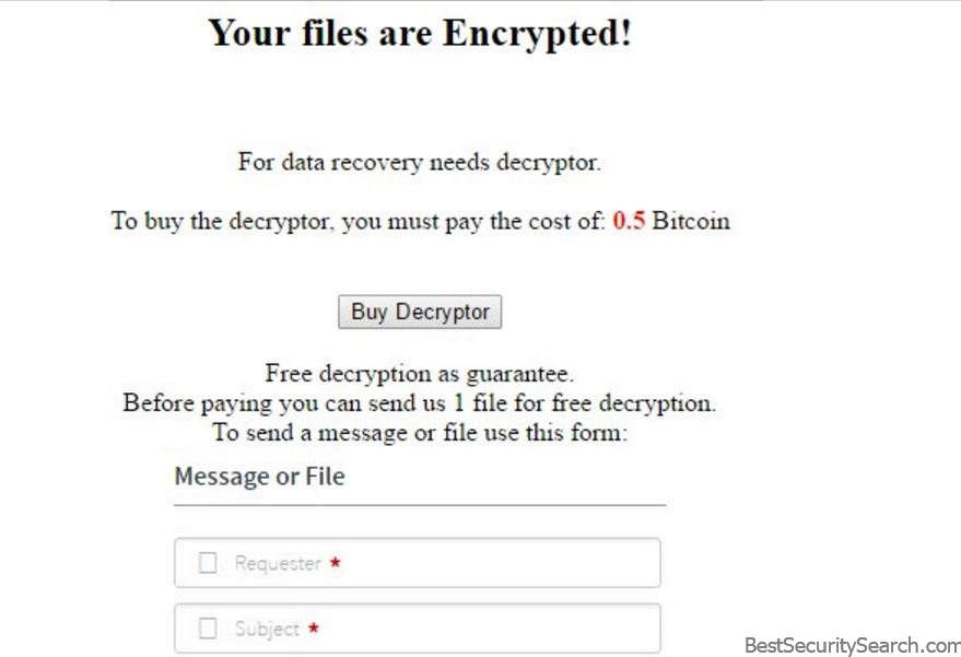 Freshdesk Ransomware Featured Image