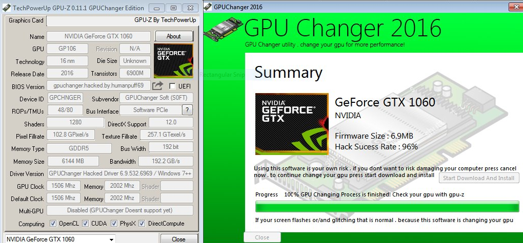GPUChanger virus featured image