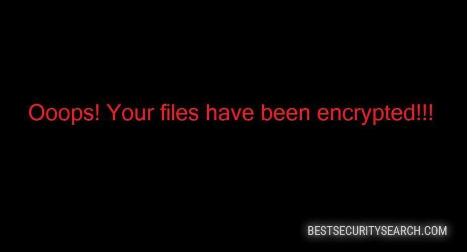 DarkKomet virus ransomware image