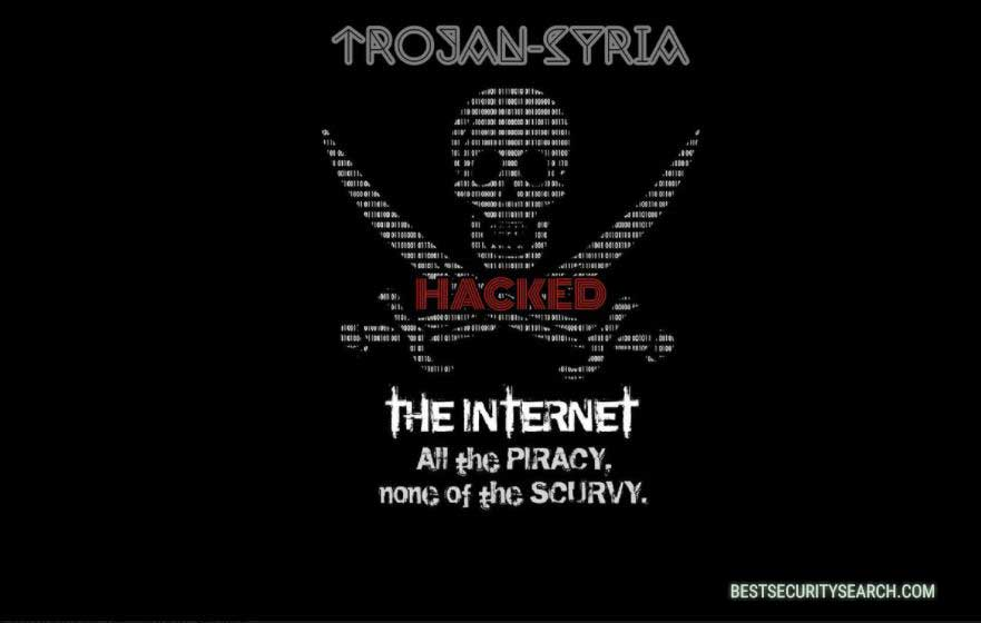 Remove Wana Decrypt0r Trojan-Syria Editi0n Ransomware image