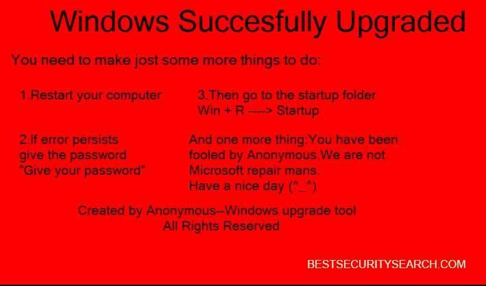 WinBan Ransomware image