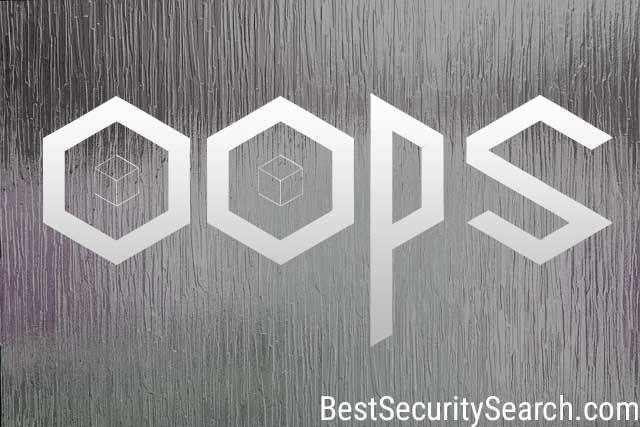 OoPS virus featured image