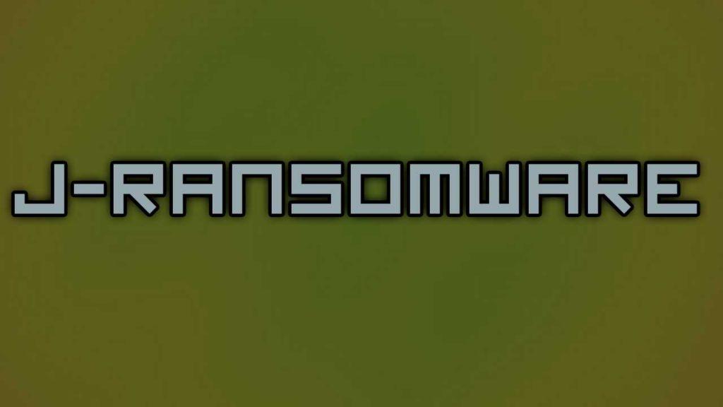 J-Ransomware Virus image