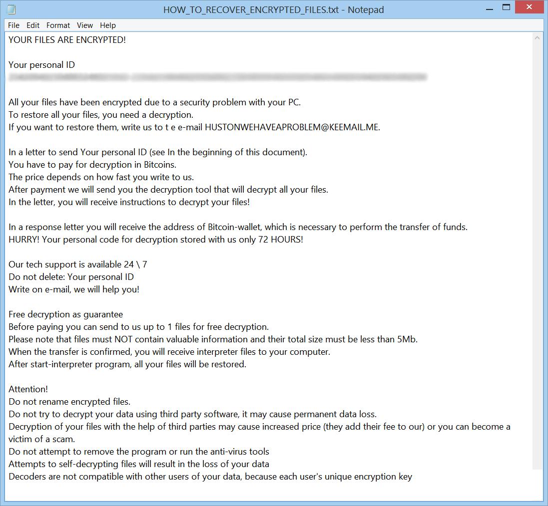Matroska Ransomware Virus Removal  Recover Files