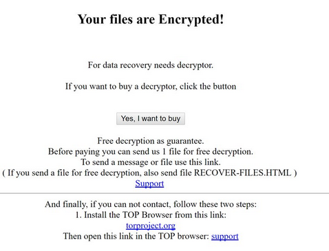.725 ransomware note image