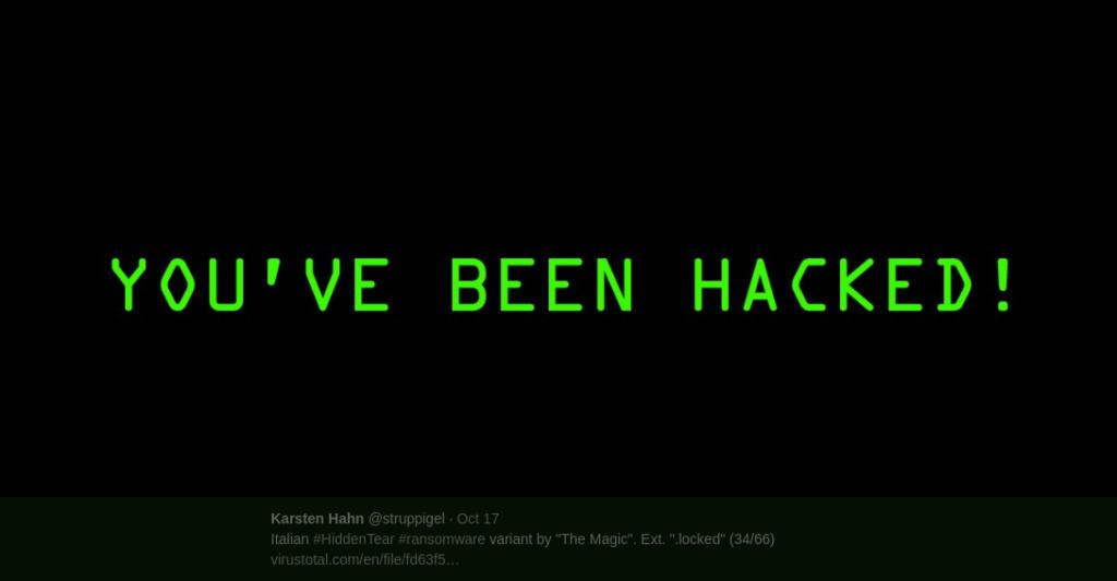 .locked virus image
