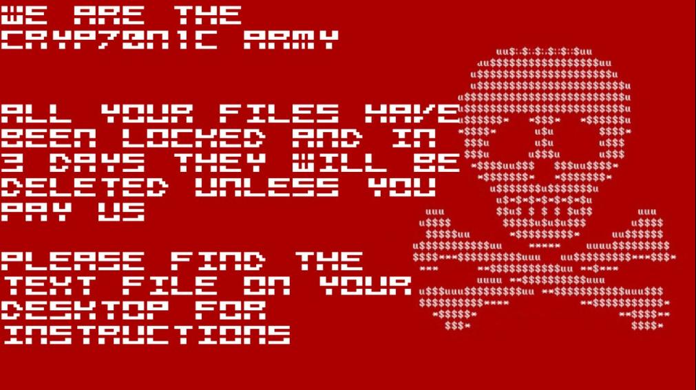 .cryp70n1c Virus image