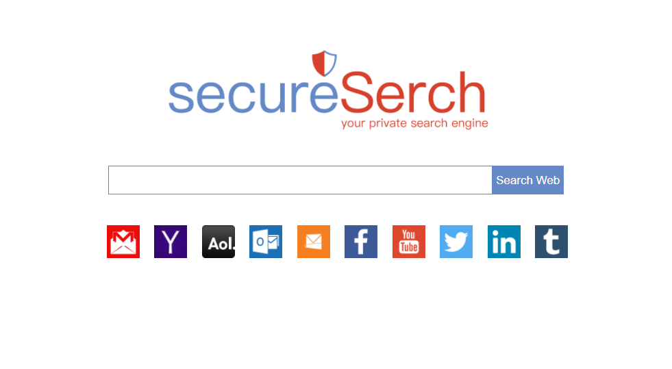 SecureSerch Redirect image