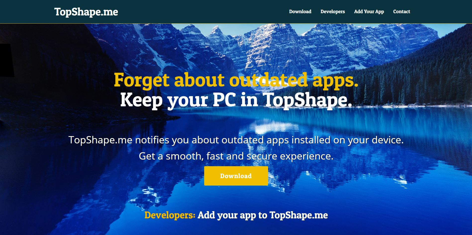 remove topshape.me and related ads in full