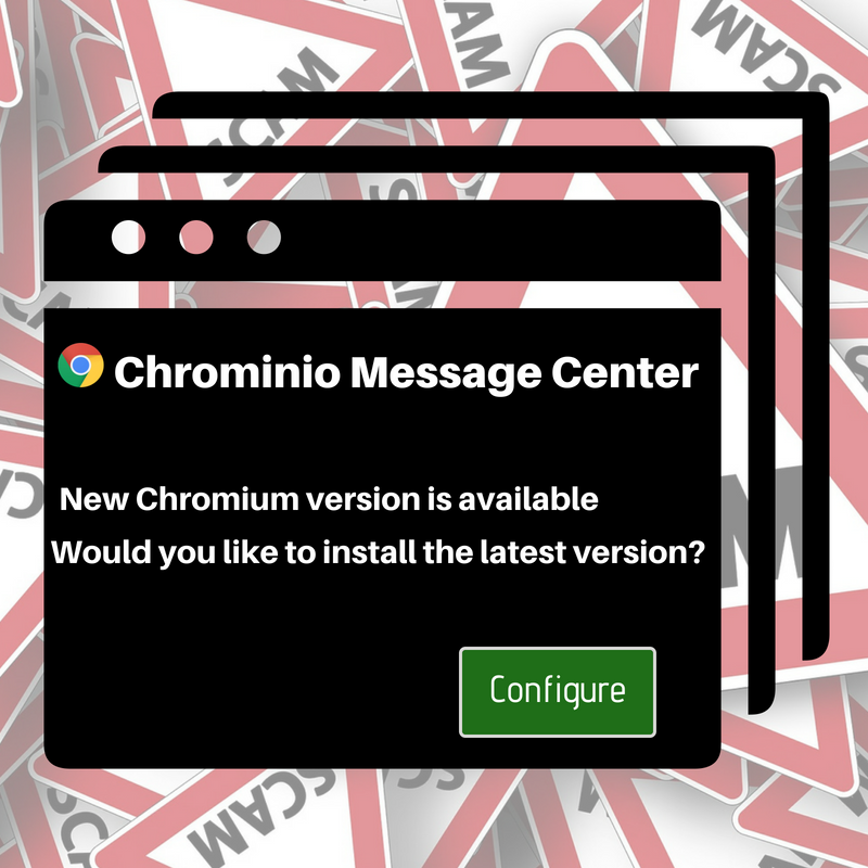remove chrominio pop-up scam once and forever bestsecuritysearch