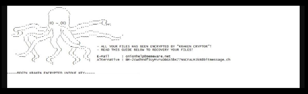 KRAKEN CRYPTOR Ransomware Removal guide bestsecuritysearch