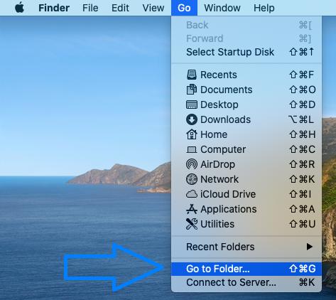 go-go-to-folder-library-remove-suspicious-entries